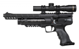 Weihrauch HW44 Precharged PCP Air Pistol